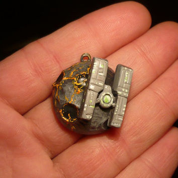 Borderlands 2 - Hyperion Moonbase Pendant