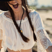 Off The Shoulder Prairie Top | Spell & the Gypsy Collective