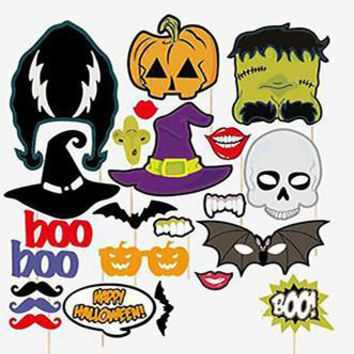 Halloween Photo Booth Props For Parties - PRA132