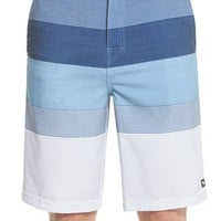 Men's Rip Curl 'Mirage Classics Boardwalk' Colorblock Shorts,