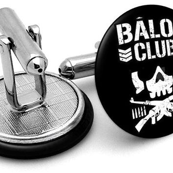 Balor Club WWE Cufflinks