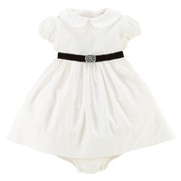 Brands | Dresses | Newborn Girls 0-9 Months Corduroy Party Dress | Lord and Taylor