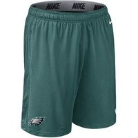 Nike Philadelphia Eagles Fly Performance Shorts - Midnight Green