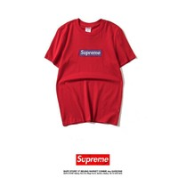 Cheap Women's and men's supreme t shirt for sale 85902898_0171