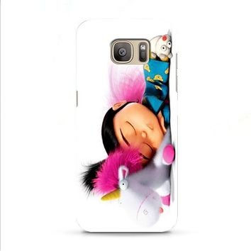 AGNEZ AND FLUFFY Samsung Galaxy J7 2015 | J7 2016 | J7 2017 case