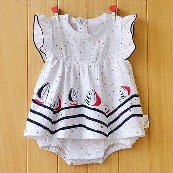 Baby Girls Clothing Sets Cute Newborn Baby Clothes Toddler Baby Girl Clothes Infant Jumpsuits