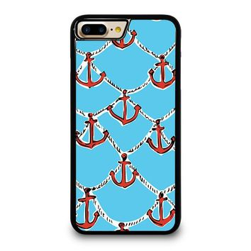 LILLY PULITZER ANCHOR iPhone 4/4S 5/5S/SE 5C 6/6S 7 8 Plus X Case