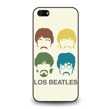 THE BEATLES COLLECTION iPhone 5 / 5S / SE Case