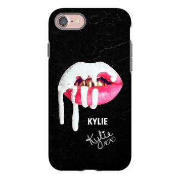 Black Marble Kylie Lips