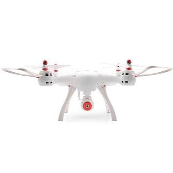 Syma X8SC RC Drone RTF 2MP Camera 2.4GHz 4CH Quadcopter Air Press Altitude UFO