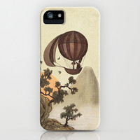 The Journey  iPhone & iPod Case by Terry Fan