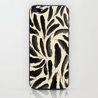 Tar & Feather iPhone & iPod Skin by Skye Zambrana | Society6