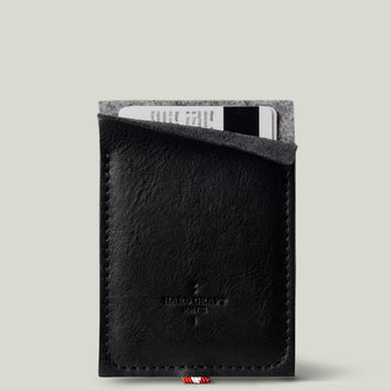 Wild Pocket Wallet / Coal