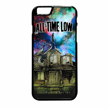 All Time Low Pierce The Veil Galaxy Design iPhone 6 Plus Case