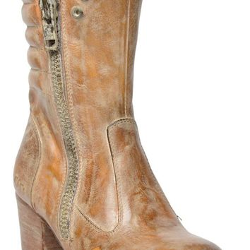 Onrush Boots - Tan Rustic White by Bed Stu