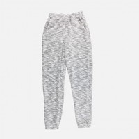 KNITTED FLEECE JOGGER PANT