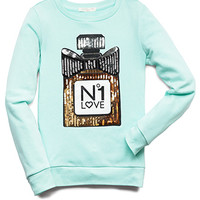 Love No. 1 Sweatshirt (Kids)