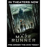 The Maze Runner (DVD)