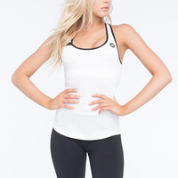 Hurley Dri-Fit Womens Tank White  In Sizes