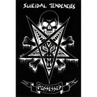 Suicidal Tendencies - Sticker