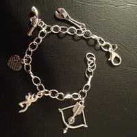 Country Girl Charm Bracelet- Pick your own charms!!!