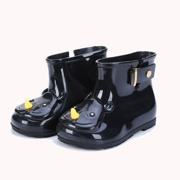 Rhinoceros Side Rivets PVC Multi Color Rain Boots