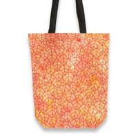 'Autumn foliage' Tote Bags by Savousepate on miPic
