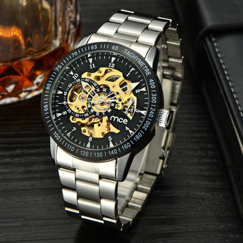 Good Price Trendy New Arrival Gift Designer's Stylish Great Deal Awesome Men Watch [9532097735]