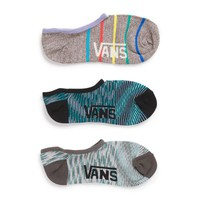 Vans Spacey Canoodle Socks 3 Pack (Spacey)
