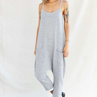 Urban Renewal Recycled Dropped Sweatshirt Jumpsuit - Urban Outfitters