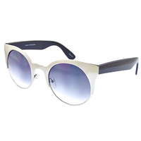 Dita Sunglasses in Silver