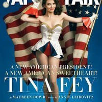 "Tina Fey Vanity Fair Cover Poster 16""x24"""