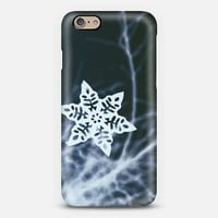 snowflake iPhone 6 case by Marianna Tankelevich | Casetify