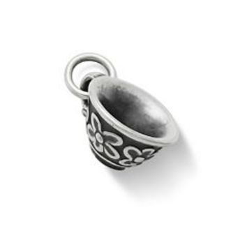 Tea Time Charm | James Avery