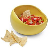SALSABOL | Serving Bowl, Dips, Chips and Salsa, Party Platter, Serveware, Kitchen Tool | UncommonGoods