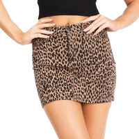 Wildcat Mini Skirt