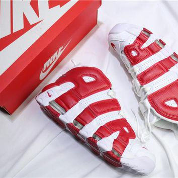 "Air More Uptempo QS ""Vairsty Red"""