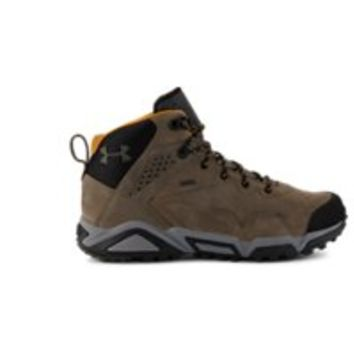 Under Armour Men's UA Tabor Ridge Leather Boots