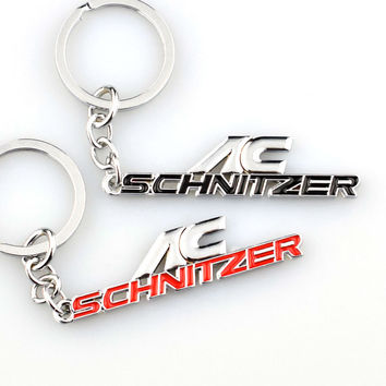 AC Schnitzer Key Chain Emblem For Your BMW