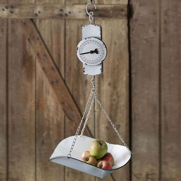 Future Ship 02/13 - Hanging Decorative Produce Scale
