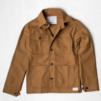 Foraker Canvas Coat