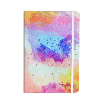 "Iris Lehnhardt ""Summer Pastels"" Multicolor Painting Everything Notebook"