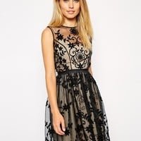Needle & Thread | Needle & Thread Vintage Floral Dress at ASOS