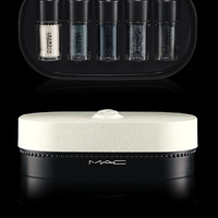 M·A·C Cosmetics | Products > Eye Kits and Palettes > Objects of Affection/Silver + Blue Pigments + Glitter
