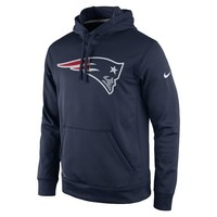 Nike New England Patriots Practice Therma-FIT Hoodie