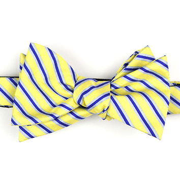 Breeze Stripe Bow