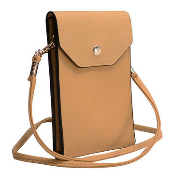 Trendy Cell Phone Cross Body Bag