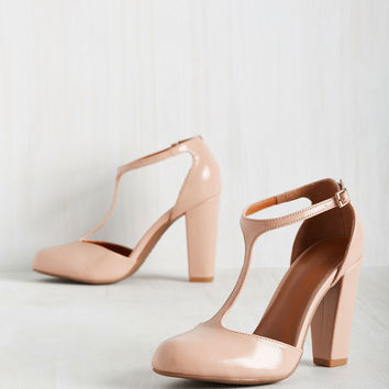 Kicks or It Didn't Happen Heel | Mod Retro Vintage Heels | ModCloth.com
