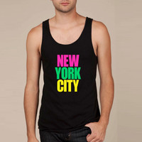 New York City colors - Copy Tank Top