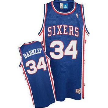 Philadelphia 76ers Charles Barkley #34 jerseys